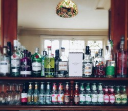 Full Selection of GINS & TONICS