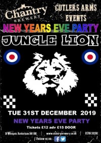 Jungle Lion New Years Eve Party